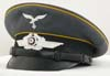 Luftwaffe Flight/Fallschirmjager enlisted visor hat by Robert Lubstein (Erel)