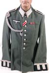 Army Infantry Oberfeldwebel's parade dress waffenrock