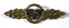 Luftwaffe Transport Clasp in Gold