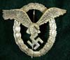Early Luftwaffe Pilot Badge by Berg & Nolte Ludenscheid