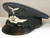 Luftwaffe Medical enlisted visor hat by Carl Halfar