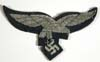 Luftwaffe officer bullion breast eagle, early style
