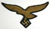 Luftwaffe General officer bullion cape eagle