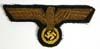 Kriegsmarine officer tunic two-tone bullion tunic eagle