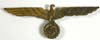 Kriegsmarine officer's summer tunic pin-on eagle