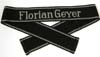 Waffen SS 8th Kavallerie Division Florian Geyer RZM style cuffitle