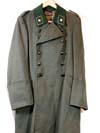 Luftwaffe Forestry Service greatcoat