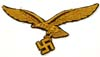 Luftwaffe General's cape eagle
