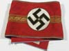 Armband for a Ortsgruppenleiter Political Leader of the NSDAP