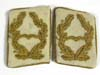 Luftwaffe Generalmajor matched collar tab set