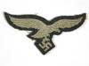 Luftwaffe enlisted/nco embroidered tunic eagle