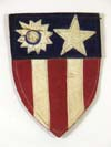 United States Army Air Force China, Burma, India sleeve insignia