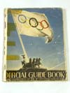 Official guide book, The celebration of the XI Olympiad Berlin 1936