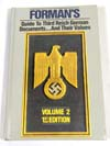 Forman's, guide to third Reich German documents