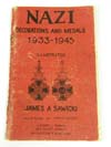 NAZI, Decorations and Medals 1933-1945