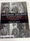 German Swords of World War II