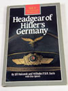 Headgear of Hitler's Germany, Volume 1