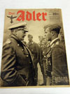 Der Adler, Heft 5,  Berlin 4, March 1941