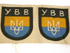 Army YBB  ( Ukrainian ) Foreign Volunteers sleeve shield