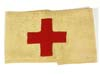 Red Cross service armband
