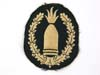 Army artillery Gunner's badge