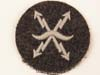Air Raid/ Aircraft  Warning Service trade Badge