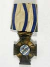 50 Year Firefighter Commemoration medal