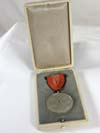 1936 Berlin Olympic medal with original box