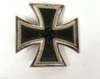 Cased Iron Cross 1st Class by Wilhelm Deumer, Ludenscheid