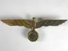 Kriegsmarine officer summer pin-on breast eagle