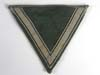 Army rank chevron in HBT for the rank of Gefreiter