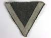 Luftwaffe rank chevron for the rank of  Gefreiter