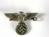 Early NSDAP, SS, SA tie or lapel pin by Assmann