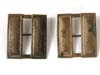 U.S. Army World War I Captain's set of bars