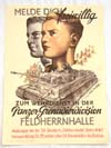 German WW2,  Feldherrnhalle Enlistment