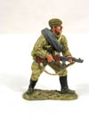 King & Country's Red Army Soldier Firing from Waist