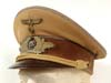 Named NSDAP  Orts level NSDAP Political Leader's visor hat