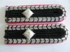 Feuerschutzpolizei (Fire Police ) matched, mint sew-in shoulder boards