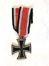 Rare Iron Cross 2nd Class by Schinkle