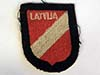 Waffen SS LATVIAN foreign volunteers sleeve shield