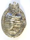 Army/Waffen SS Panzer Assault badge by AWS