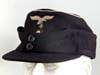 Luftwaffe Hermann Goring Fallschirm-Panzer  Division officer M43 field hat