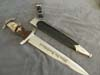 Near mint NSKK enlisted dagger by Kuno Ritter ( M7/49 ) with original RZM paper tag and wrap tissue paper