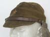 Imperial Japanese Army wool field cap with neck protector