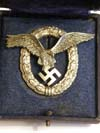 Luftwaffe Pilot badge by JMME