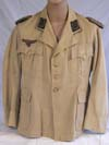 Very rare Luftwaffe administrative general's tropical tunic for the rank of Generalmajor