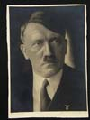 Rare studio portrait of Adolf Hitler by Wieland Wagner