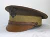 World War I U.S. Army officer's  Model 1912 Garrison hat by Jacob Reed's Sons