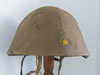 Imperial Japanese Army Type 90 helmet with cover