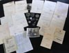 rare document and awards grouping of Waffen SS Standartenfuhrer Walther Staudinger